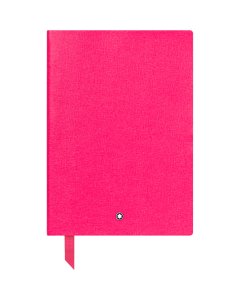 NOTEBOOK #146 Pink, lined