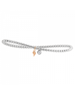 Armband Prosecco d'oro 1 Weißgold