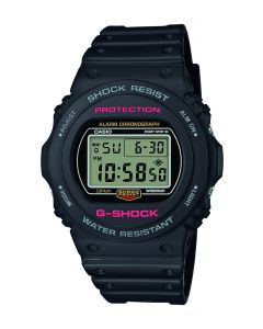 G-SHOCK CLASSIC WRIST WATCH DIGITAL