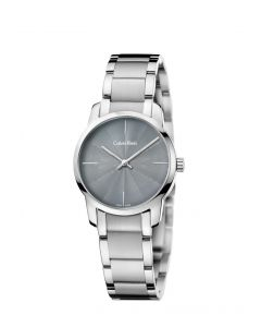 CITY PO LY SST PO/BR B-LET LIGHGREY DIAL