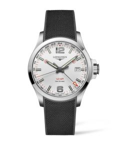 Conquest VHP GMT Stahl 43mm
