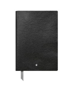 NOTEBOOK #146 Black, kariert