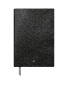 NOTEBOOK #146 Black, blank