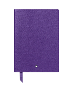 NOTEBOOK #146, Purple, lined
