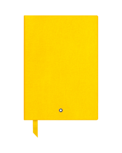 NOTEBOOK #146 Yellow , lined