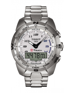 TISSOT T-TOUCH EXPERT STAINLESS STEEL