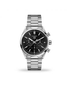 TAG Heuer Automatic Chronograph 42mm schwarz